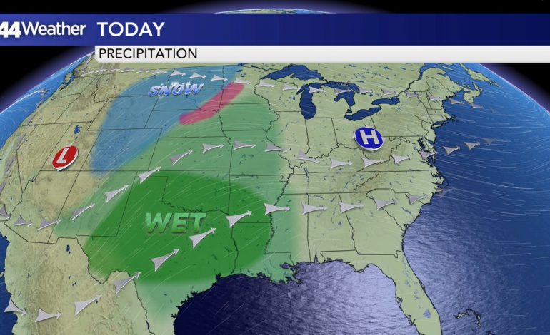 Mild Weather Continues As Heavy Rain Lurks