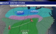 Cold Continues, Accumulating Snow on the Horizon