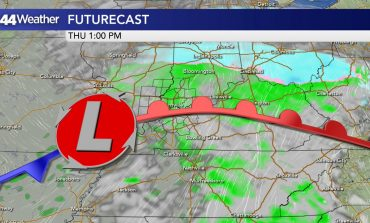 Two Systems to Impact the Region Through Saturday