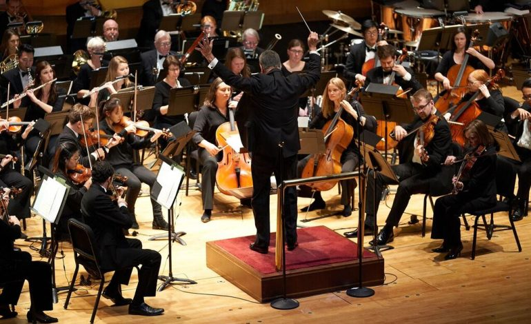 Tri-State Musicians Gather for Evansville Philharmonic Youth Concert