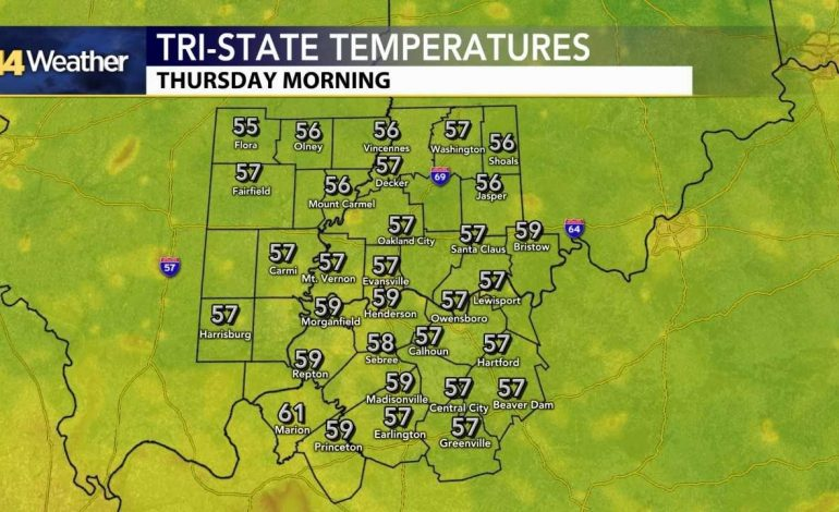 Coldest Temperatures In Months On The Way