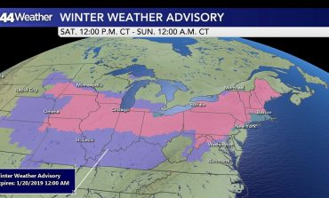 Another Round of Winter Weather Heads for the Tri-State