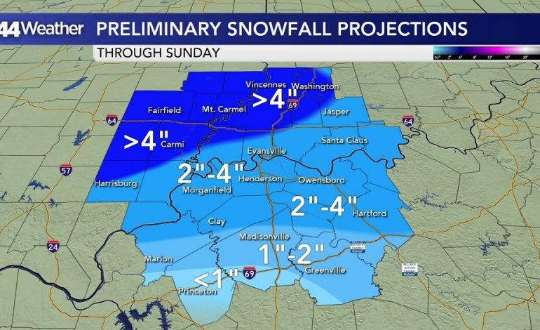 UPDATE: The Latest on Our Impending Snowfall
