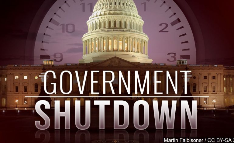 Indiana Among Least Affected States From Government Shutdown