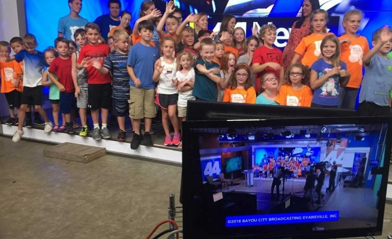 Tell City YMCA Visits 44News