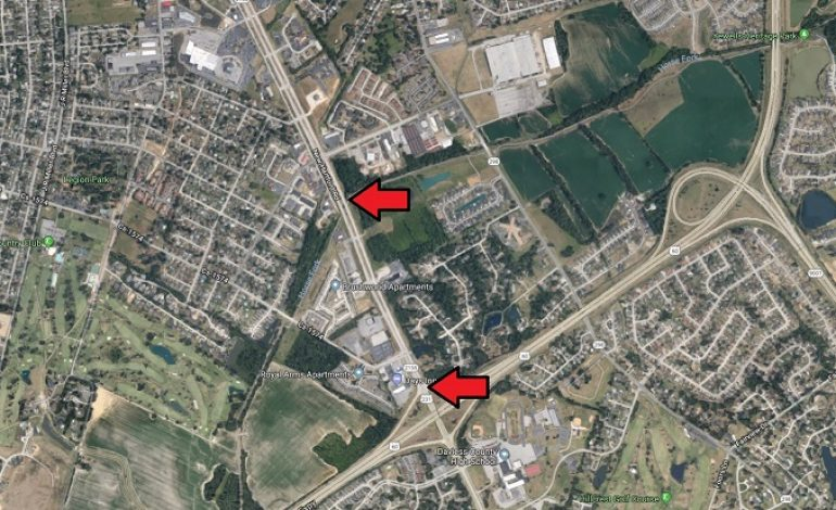 KYTC Planning Restrictions Along Section of KY  2155