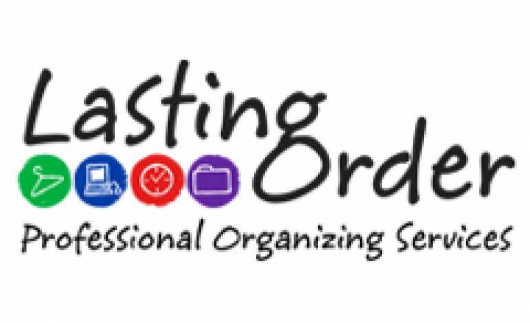 Staying Organized With Lasting Order
