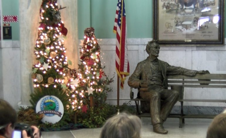 Community Celebrates 200 Years And Abraham Lincoln's Life
