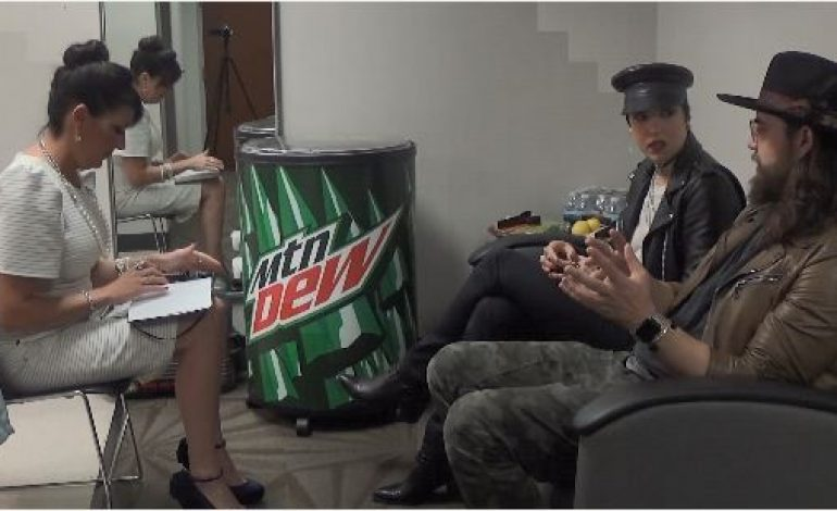 Backstage With Lzzy Hale