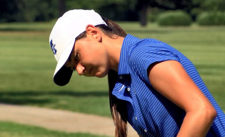 Memorial Girls Golf Making a Name for Itself in 2018
