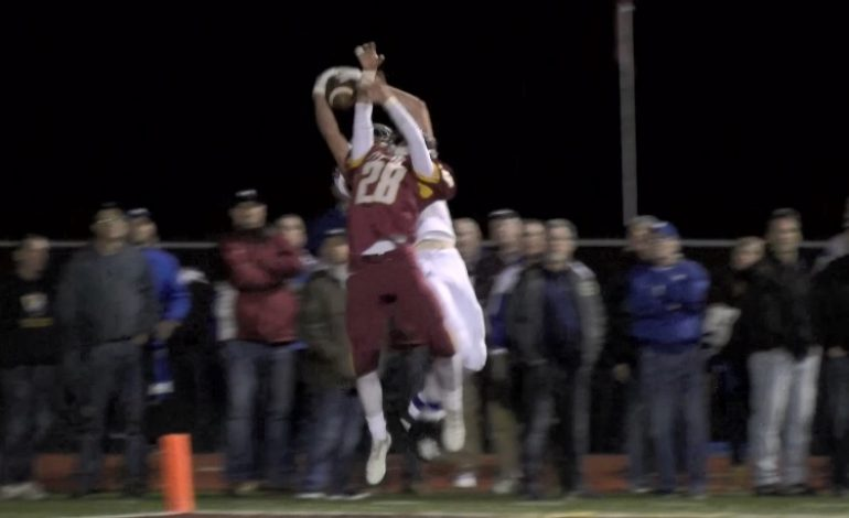 #44Blitz: Memorial Overpowers Gibson Southern 56-28