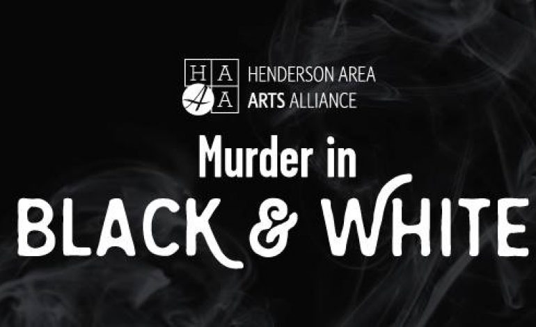 Whodunnit? Murder in Black & White