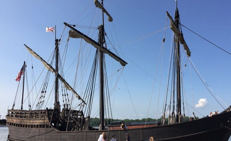 Last Days to See the Nina and Pinta in Owensboro