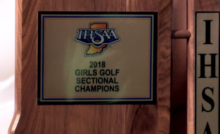 North Girls Golf Grabs 7th Straight Sectional, Faith Johnson Wins Title