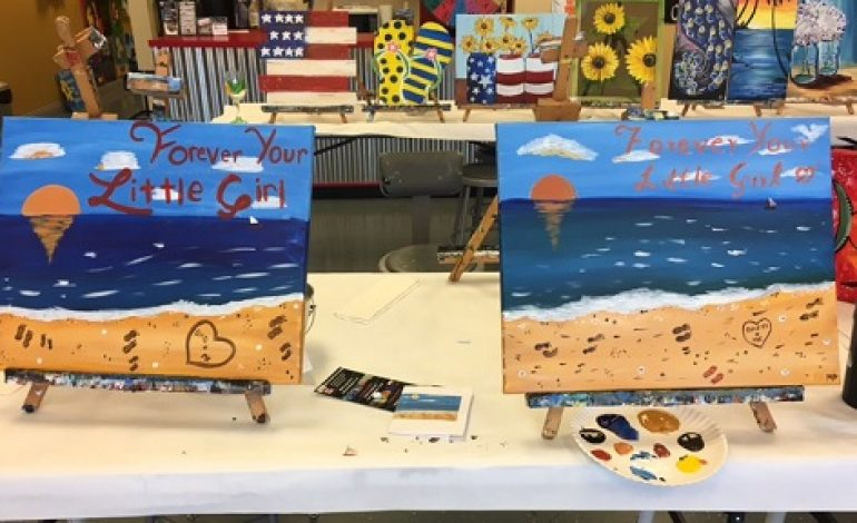 Painting With a Twist Offers Unique Gifts