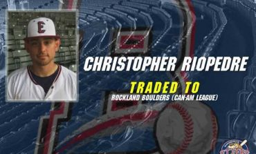 Otters Trade Riopedre To Rockland Boulders