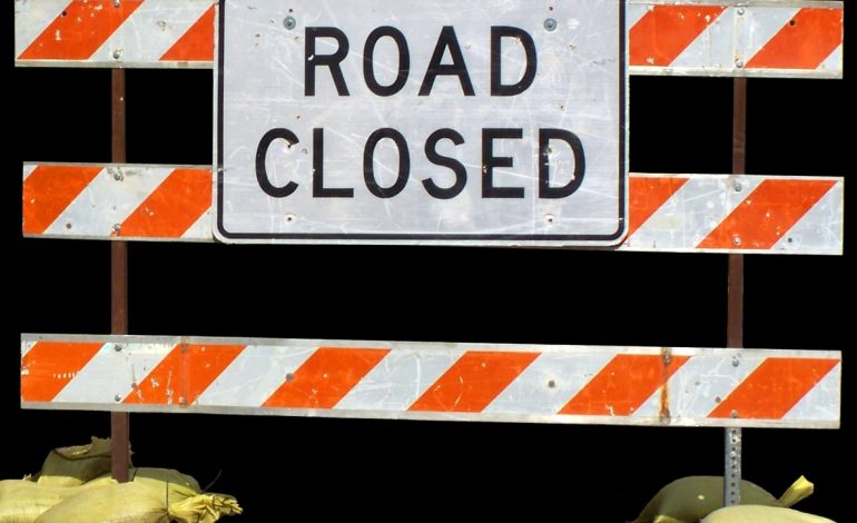 Section of Fuquay Road Closed For Repairs