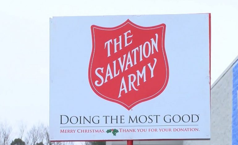 $10,000 in Red Kettle Donations to Double Thanks to Anonymous Donor