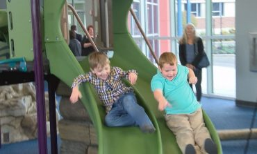 St. Vincent Opens One-Of-A-Kind Sensory Playground