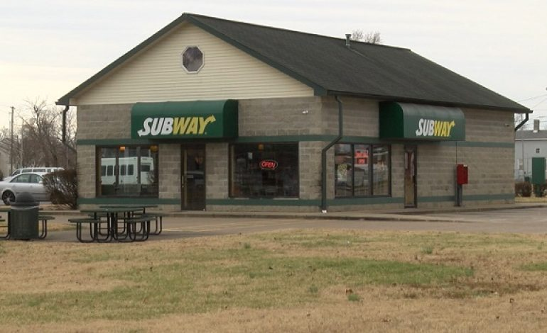 Food Complaint Turns Physical at Evansville Subway