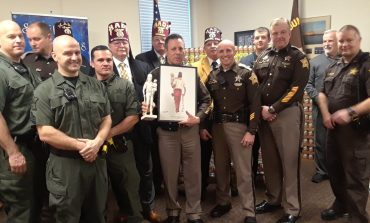 Vanderburgh County Sheriff's Office Donates to Charity