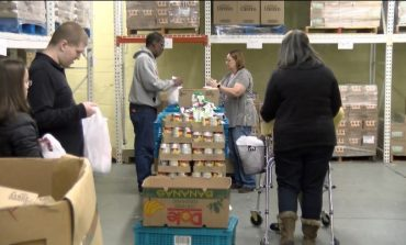 Government Shutdown Affecting Local Food Bank