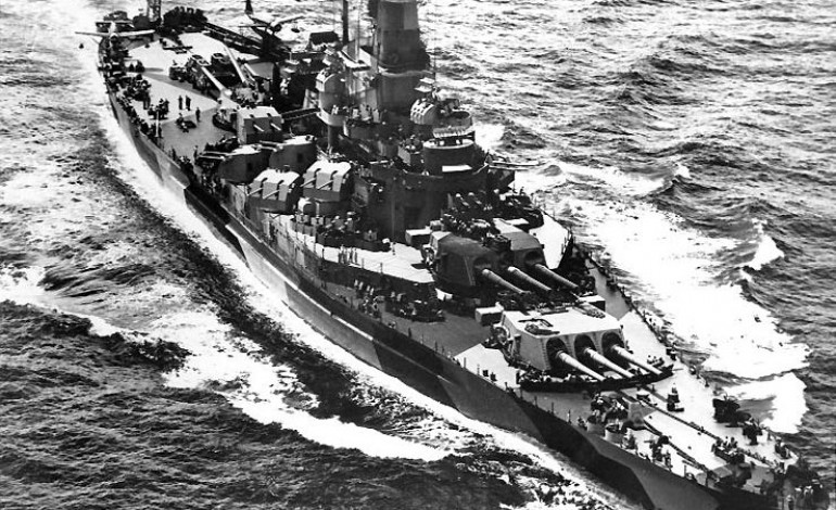 Call for Students to Enter Design for USS Indiana Ship Crest Contest