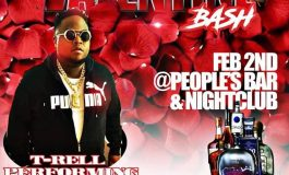 Party Like It's Valentine's Day or Audition for T-Rell!
