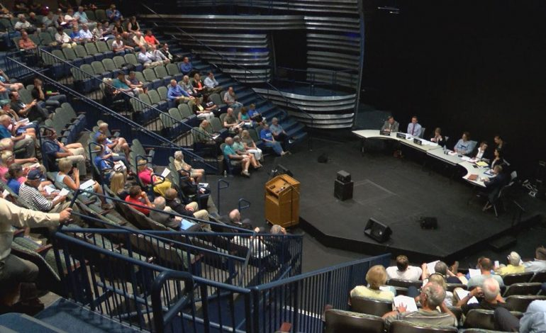 Public Gives Feedback To Proposed Vectren Projects