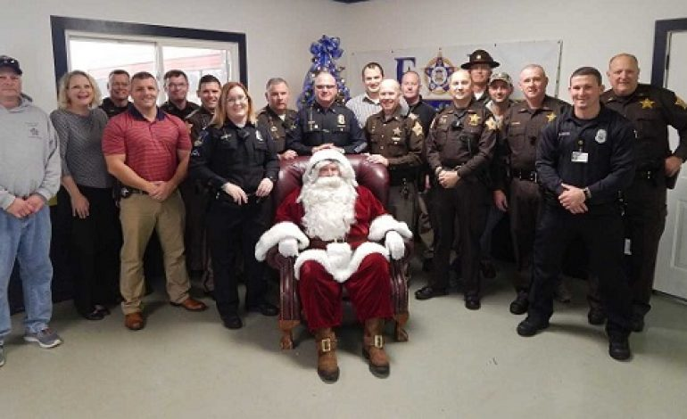 Warrick County Police Continue Tradition of Giving Back