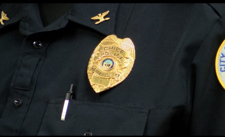 Meet the New Henderson Chief of Police