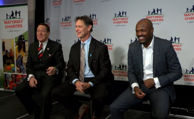 Don Mattingly Kicks Off Fourth Annual Charity Event to Support Under-Served Youth