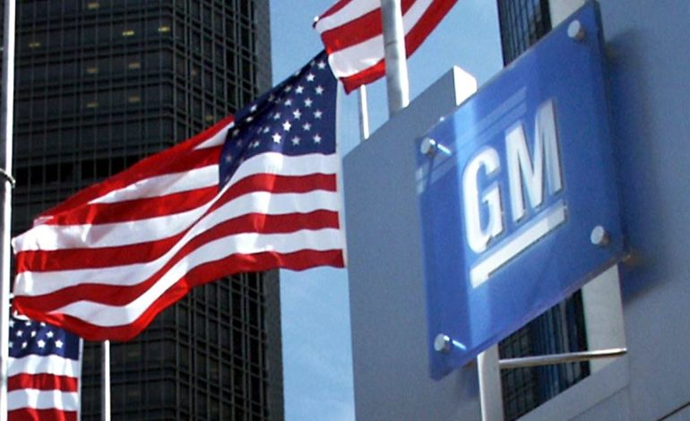 General Motors To Layoff 14,000 Workers