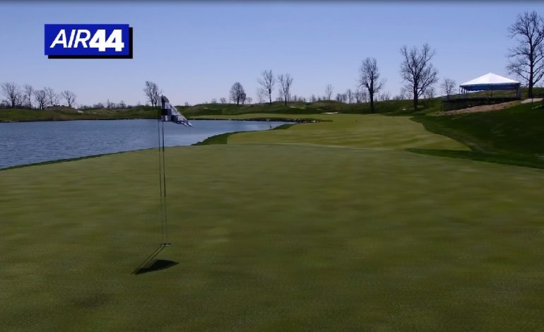 ULC '18: Hole 18's Iconic Approach Symbolizes Pressures of Victoria National