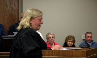 Henderson County Celebrates Judge Leslie Newman