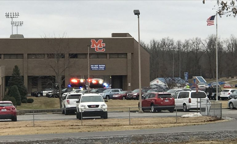 Grand Jury Meeting to Discuss Marshall Co. School Shooting