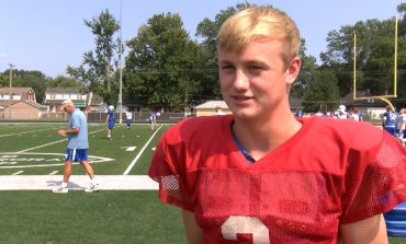 Memorial's Lindauer Changes College Choice