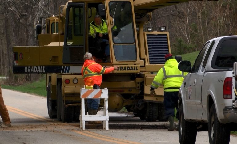 Section Of Number 6 School Road To Close For Sinkhole Repairs