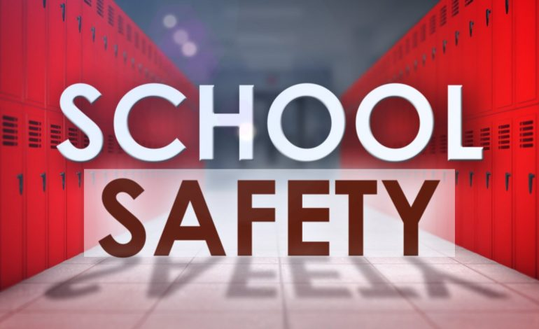 Gov. Holcomb Reviews Indiana School Safety Report