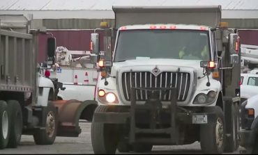 Transportation Department Clearing the Roads for Drivers