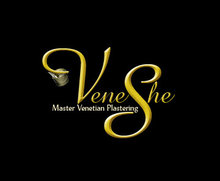 Veneshe-logo-little-and-on-black