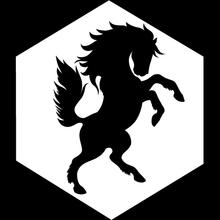 Cavallo-hexagon-logo-black-bg
