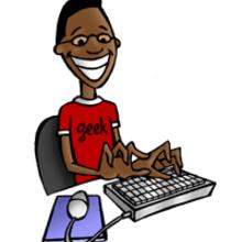 Geekonkeyboard