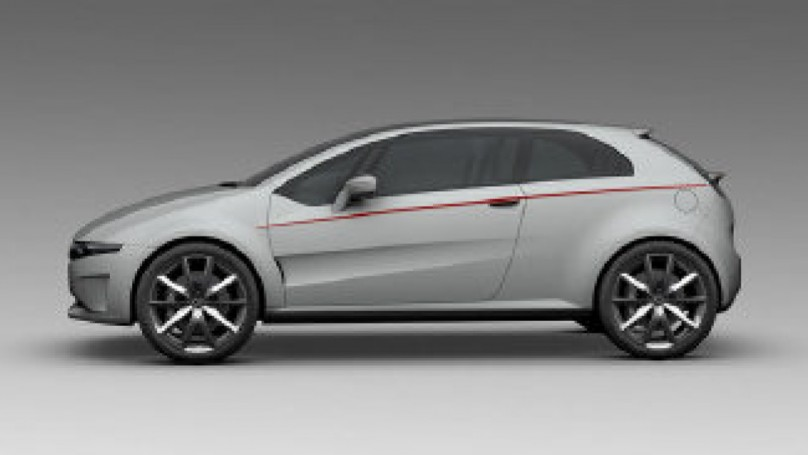 Is this what the next Volkswagen Golf will look like?
