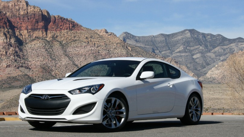 2012 hyundai genesis r spec 50 first drive review car and driver. Black Bedroom Furniture Sets. Home Design Ideas
