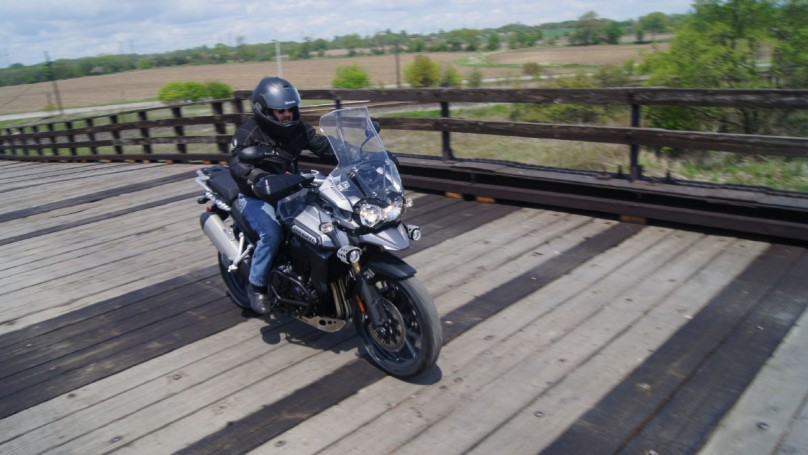 Review: 2012 Triumph Tiger Explorer
