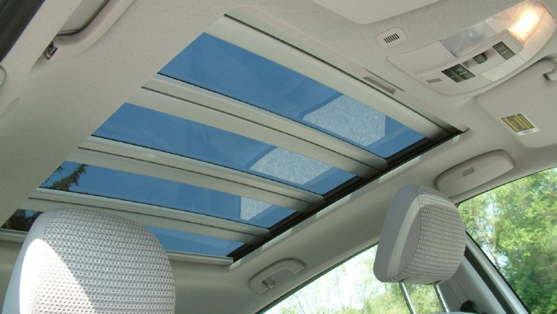 Bigger sunroofs mean higher gas bills
