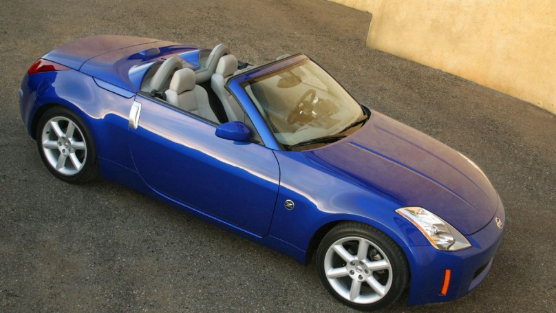 2003-?08 Nissan 350Z scores an A-plus with buyers