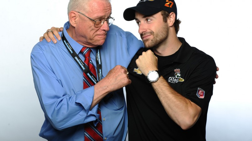 Celebrity Smackdown: Hinchcliffe or Danica for GoDaddy?