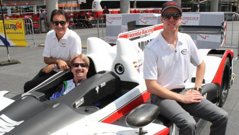Le Mans Preview: Tony Burgess comes home